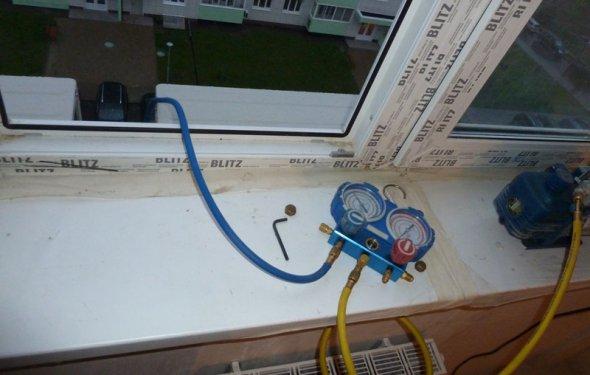 Устройство систем вентиляции и
