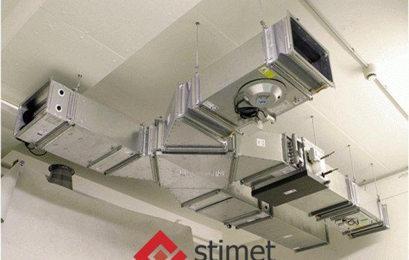 Системы вентиляции и