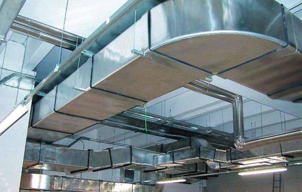 Вентиляция в зданиях и